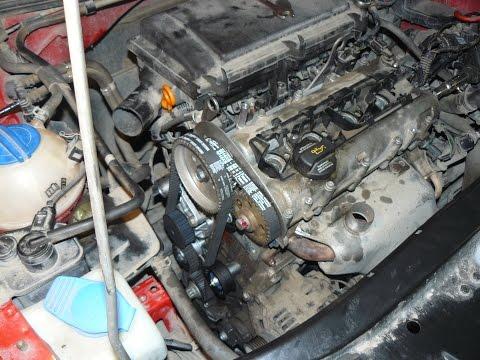 Фото к видео: Шкода Октавия 1.4 (16 кл) 75 л.с. - ремонт двигателя (заклинил распредвал)