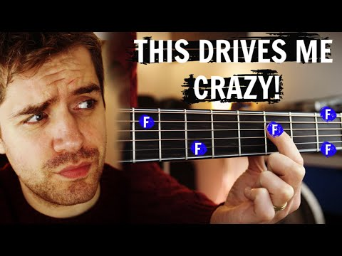 This Fretboard Memorization Exercise Will Drive you Crazy!