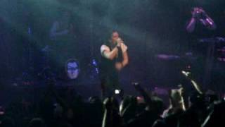 Apoptygma Berzerk Until the End of the World Live New York City 2009