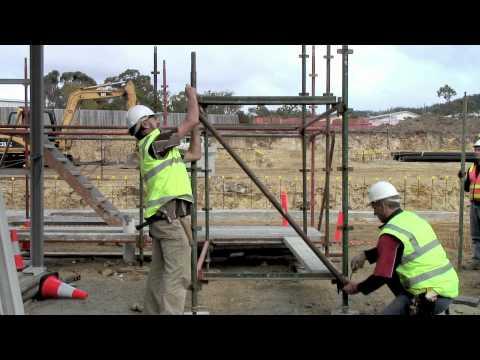 Scaffolding Training Video - YouTube
