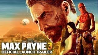 Max Payne 3 STEAM cd-key GLOBAL
