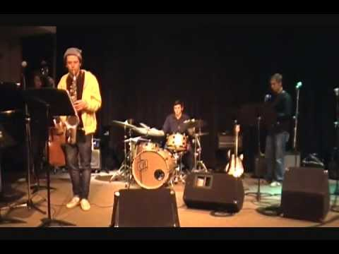 Andrew Miller on Drums: Stolen Moments (Oliver Nelson)