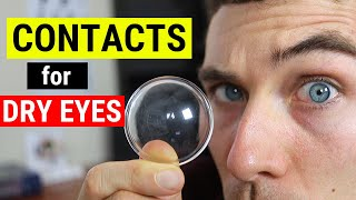 Best Contacts for Dry Eyes | How to Fix Dry Eyes with Contacts | Doctor Eye Health