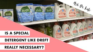 Is a special detergent like Dreft really necessary🤷🏼♀️?