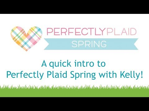 Lawn Fawn - Perfectly Plaid Spring 6