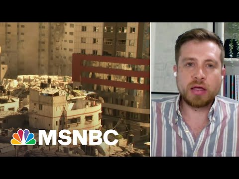 Fmr. IDF Soldier: Gaza Is A 'Man-Made Crisis' | MSNBC