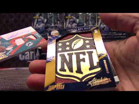 2017 Panini Absolute Football 10 Box Case 'Pick Your Teams' GB