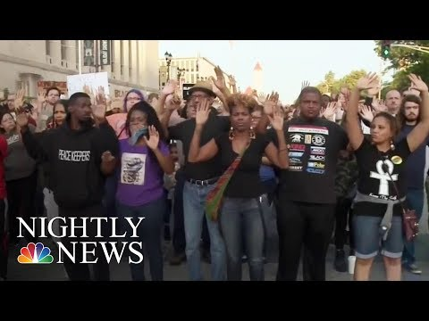 More Than 140 People Arrested In St. Louis Protests | NBC Nightly News