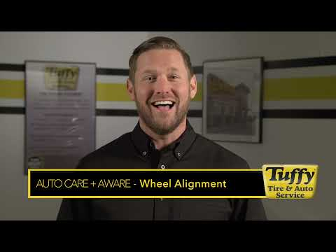 , title : 'Tuffy Tire & Auto Service Centers - Auto Care + Aware - Troubleshooting Wheel Alignment Issues