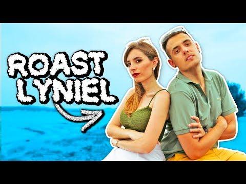 ROAST YOURSELF CHALLENGE LYNIEL