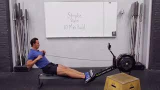 Rowing Machine Tutorial - Video 4. Practicing Rhythm