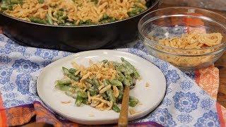 Family Style Green Bean Casserole