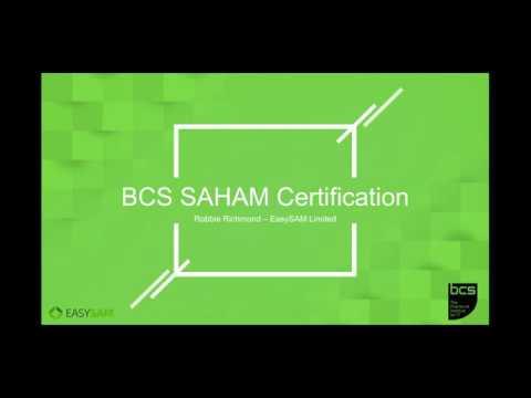 BCS Software and Hardware Asset Management Certification ...