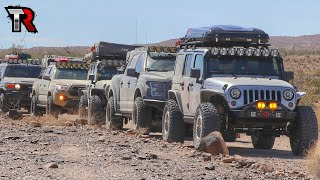 Camping Our Way to Overland Expo West 2019