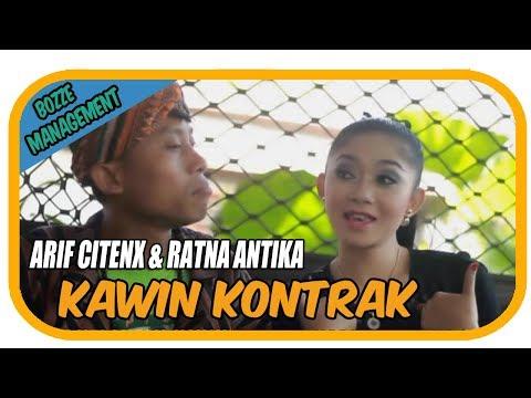 Arif Citenx & Ratna Antika - Kawin Kontrak [ OFFICIAL KARAOKE MUSIC VIDEO ]