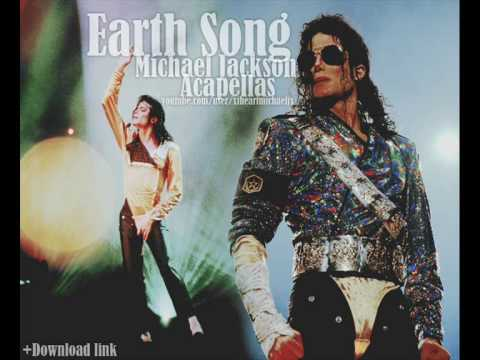 Michael Jackson - Earth Song / Acapella (HQ+Download link)
