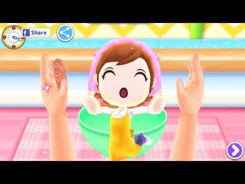 Game Anak Memasak | Fun Kids Game Cooking Mama Let's Cook! Office Create