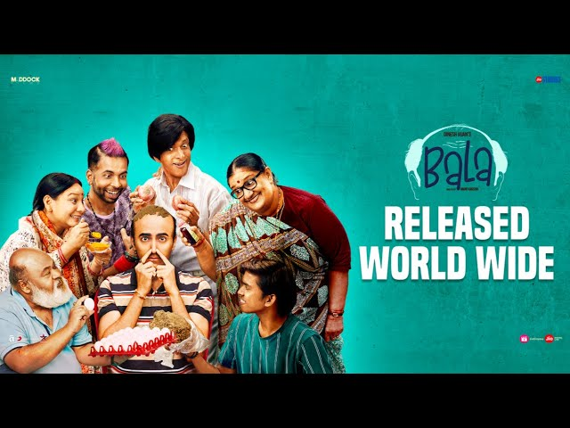 Bala Movie Review: 'Love Is In The Hair' For Ayushmann Khurrana In This Engaging Film!