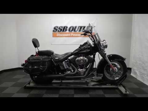 2008 Harley-Davidson Heritage Softail® Classic in Eden Prairie, Minnesota