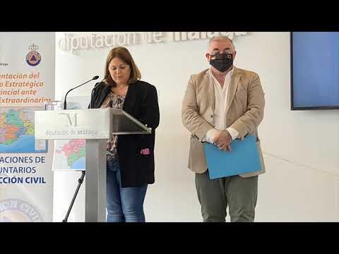 La Diputación elabora un mapa provincial sobre los medios materiales y humanos de Protección Civil para situaciones críticas