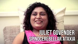 Juliet, Spinocerebellar Ataxia | Stem Cell Treatment Testimonial