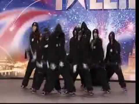Diversity Dance Group BGT 2009 Audition