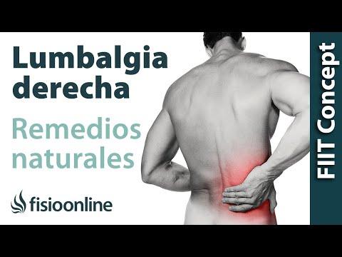 Tratamiento de lesiones en la espalda
