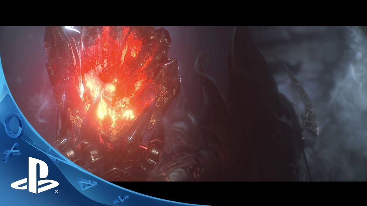 Diablo III on PS4: Sharing Your Adventure