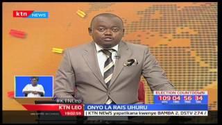 Rais Uhuru amekariri kwamba hana mwaniaji yeyote anayempendelea kwenye mchujo wa Jubilee