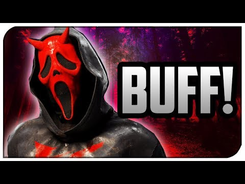 """Dead By Daylight - """"The Ghost"""" Buff Gameplay! - DBD Ghostface *NEW* PTB Gameplay!"""