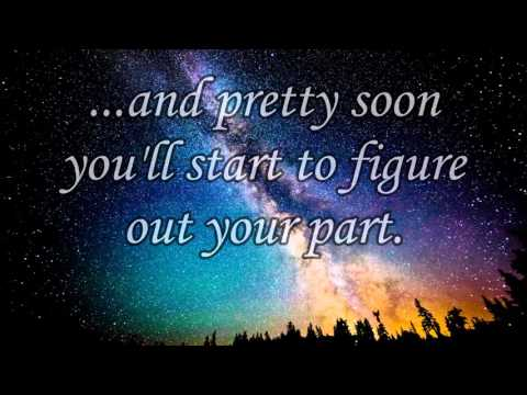 GLORIOUS By David Archuleta Lyrics Video - Lou D