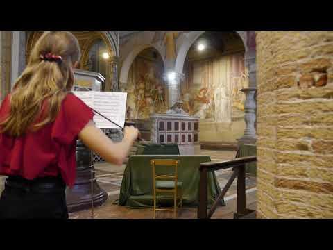Agata Marta Violinista Violin performer Frosinone Musiqua