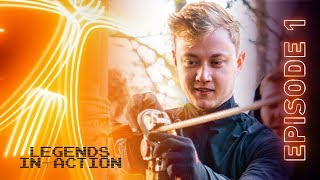 Fnatic, Legends in Action saison 2020 Episode 1