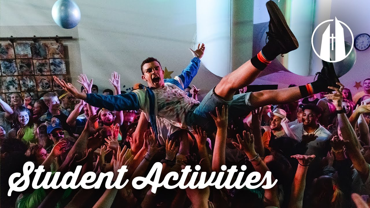 Watch video: Student Activities | George Fox University