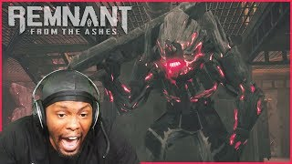 Dope New Game! Basically Dark Souls... But With GUNS! (Remnant From The Ashes Ep.1)