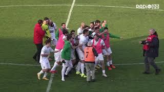 Incredibile vittoria del Bitonto col Taranto