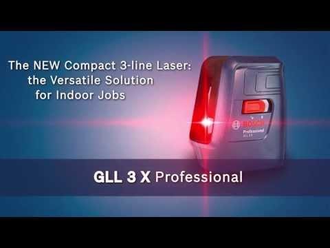 GLL 3 X Professional