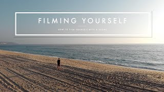 How To Film YOURSELF With A DRONE  || 5 Useful Ways