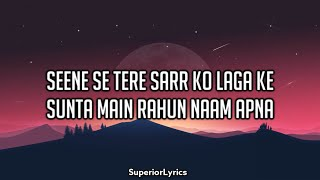 Pal Pal Dil Ke Paas Full Title Song (Lyrics) - Arijit   - YouTube