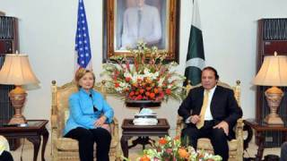 Hillary Clinton Shows Some Strong Diplomacy w/ Pakistan thumbnail