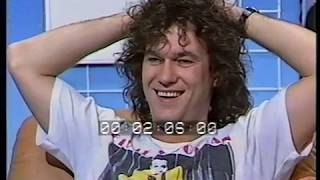 Sounds: Donnie Interviewing Jimmy Barnes (1984)