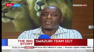 The end of Mohammed Swazuri at National Land Commission | THE BIG STORY