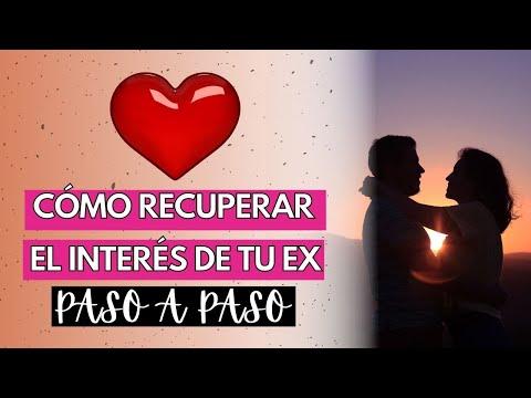 CMO RECUPERAR EL EX - PASO A PASO