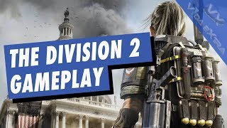 The Division 2 - Gameplay beta privada