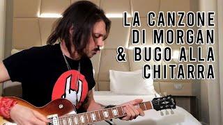 ♫ SUBSCRIBE! ♫ LE BRUTTE INTENZIONI, LA MALEDUCAZIONE.. è senza dubbio il tormentone di #Sanremo2020. Ecco il tutorial per suonarla alla chitarra senza errori. Perfetta CANZONE PER SAN VALENTINO 2020.  Grazie a Kmac2021 per esistere.  TUTTI I VIDEO DI QUESTA SERIE: https://www.youtube.com/playlist?list=PLMmtN82_1ehvWSSWriFG9S0o9gx-XF71z BRANO COMPLETO: https://www.youtube.com/watch?v=_mJAjroln6k  SPEDISCIMI COSE A:  MARCO ARATA c/o Karmadillo Studio Via Gabrio Casati, 25 20037 Paderno Dugnano (MI)  ------MERCHANDISING------ MAGLIE & FELPE: https://goo.gl/1pkmpC  -------INSTRUMENTS------- HEADPHONES - MEZE 99 CLASSICS https://goo.gl/sbf33B KEYBOARD: NI INSTRUMENTS S49 MKII https://goo.gl/jFQDpC SCHEDA AUDIO: NI KOMPLETE AUDIO 6 https://goo.gl/zyryt7 SOUNDS & PLUGINS: NI KOMPLETE 12 https://goo.gl/dGD3Dz DRUMS - Roland TD-11K http://amzn.to/1M4pWFr ELECTRIC GUITAR - B.C. Rich Warlock http://amzn.to/1NSbMaO ELECTRIC GUITAR - Fender Stratocaster American http://amzn.to/1PwtiS3 MIC - Behringer B-1 http://amzn.to/1OFT2eO CAMERA - Panasonic G7 14-42 mm http://amzn.to/1KlObaI  -------OTHER VIDEOS-------  COME CREARE UNA CANZONE SENZA ALCUN TALENTO: https://www.youtube.com/playlist?list=PLMmtN82_1ehvWSSWriFG9S0o9gx-XF71z ALTRI VIDEO MUSICALI INCAZZOSI: https://www.youtube.com/playlist?list=PLMmtN82_1ehusETfSFVTvAtq0WDjKnC_h  -------SOCIAL LINKS-------  FACEBOOK: www.facebook.com/markthehammer86 2' CHANNEL: www.youtube.com/hammerthemark INSTAGRAM: markthehammer86  -------MP3s-------  MP3 ITUNES: https://goo.gl/FdTJeh MP3 GOOGLE PLAY: https://goo.gl/qmLCJy MP3 SPOTIFY: https://goo.gl/NznvSi  --------------------- (C) 2020, Mark The Hammer.