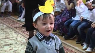 Смешные дети . утренник  дети рассказывают стихи