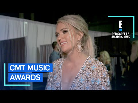 Carrie Underwood Reacts to Video of the Year Win   E! Red Carpet & Award Shows