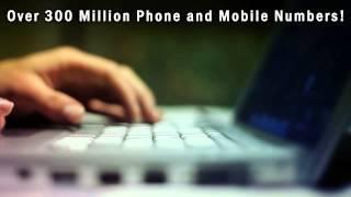 Reverse Phone Number Lookup - Landline Or Cell Phone