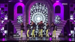 음악중심 - Rania - Pop Pop Pop 라니아 - 팝 팝 팝 Music Core 20111119