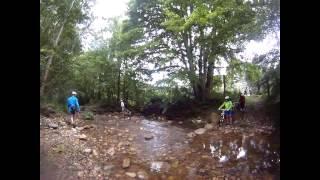 preview picture of video 'Maremma in mountain bike Roccastrada 2013'